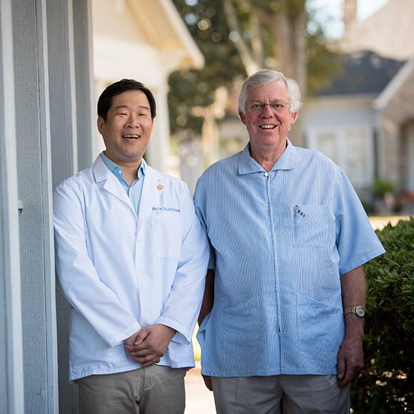 Dale Evans, DDS and Richard Kim, DDS, MPH - Dentists in Covington, GA - Newton Drive Family Dentistry